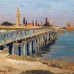Umberto Moggioli, Il ponte