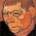 Gino Rossi, Il muto